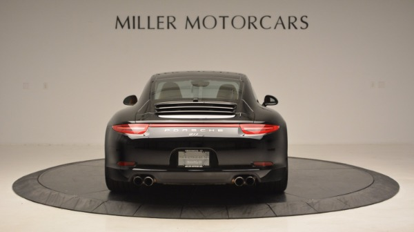 Used 2014 Porsche 911 Carrera 4S for sale Sold at Rolls-Royce Motor Cars Greenwich in Greenwich CT 06830 6