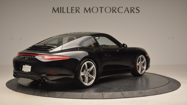 Used 2014 Porsche 911 Carrera 4S for sale Sold at Rolls-Royce Motor Cars Greenwich in Greenwich CT 06830 7