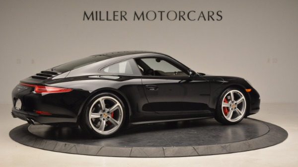 Used 2014 Porsche 911 Carrera 4S for sale Sold at Rolls-Royce Motor Cars Greenwich in Greenwich CT 06830 8