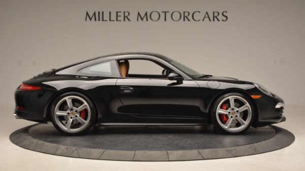 Used 2014 Porsche 911 Carrera 4S for sale Sold at Rolls-Royce Motor Cars Greenwich in Greenwich CT 06830 9