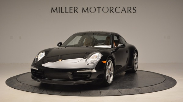 Used 2014 Porsche 911 Carrera 4S for sale Sold at Rolls-Royce Motor Cars Greenwich in Greenwich CT 06830 1