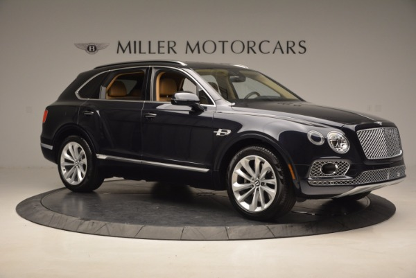 Used 2017 Bentley Bentayga W12 for sale Sold at Rolls-Royce Motor Cars Greenwich in Greenwich CT 06830 10