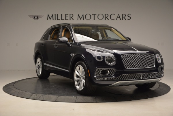 Used 2017 Bentley Bentayga W12 for sale Sold at Rolls-Royce Motor Cars Greenwich in Greenwich CT 06830 11