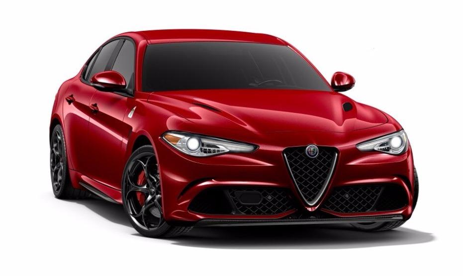 New 2017 Alfa Romeo Giulia Quadrifoglio for sale Sold at Rolls-Royce Motor Cars Greenwich in Greenwich CT 06830 1