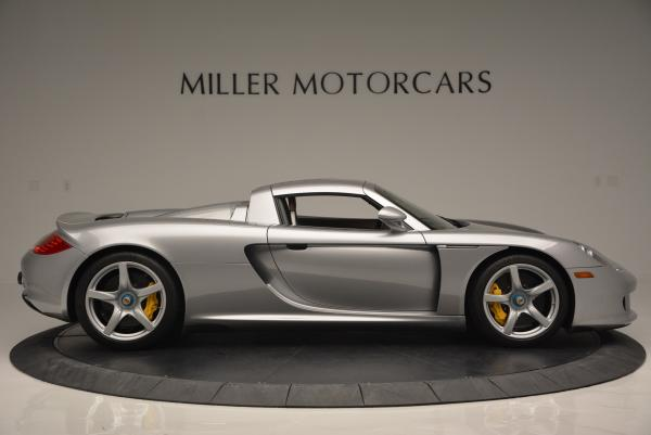 Used 2005 Porsche Carrera GT for sale Sold at Rolls-Royce Motor Cars Greenwich in Greenwich CT 06830 12
