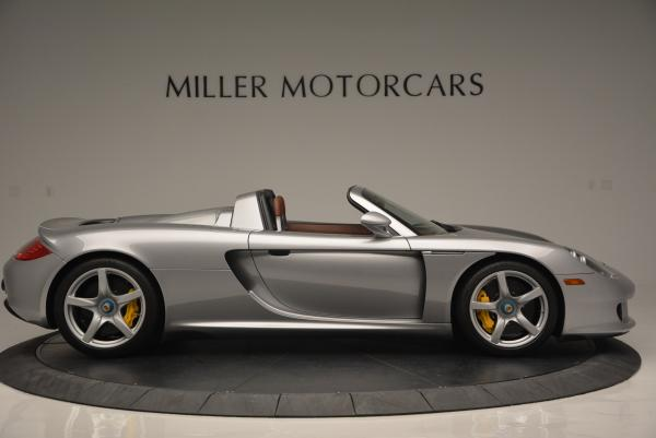 Used 2005 Porsche Carrera GT for sale Sold at Rolls-Royce Motor Cars Greenwich in Greenwich CT 06830 13