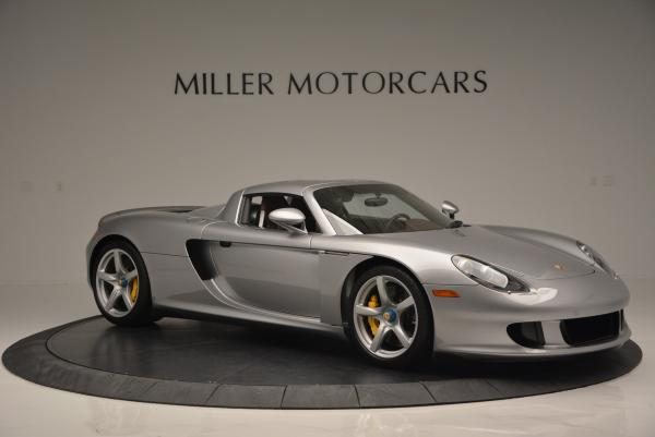 Used 2005 Porsche Carrera GT for sale Sold at Rolls-Royce Motor Cars Greenwich in Greenwich CT 06830 15