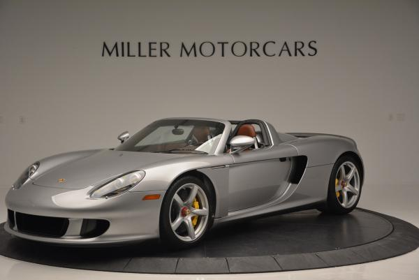 Used 2005 Porsche Carrera GT for sale Sold at Rolls-Royce Motor Cars Greenwich in Greenwich CT 06830 3