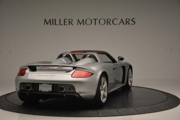 Used 2005 Porsche Carrera GT for sale Sold at Rolls-Royce Motor Cars Greenwich in Greenwich CT 06830 9