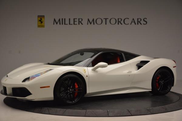 Used 2016 Ferrari 488 GTB for sale Sold at Rolls-Royce Motor Cars Greenwich in Greenwich CT 06830 2