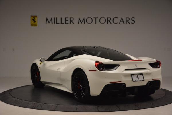 Used 2016 Ferrari 488 GTB for sale Sold at Rolls-Royce Motor Cars Greenwich in Greenwich CT 06830 5