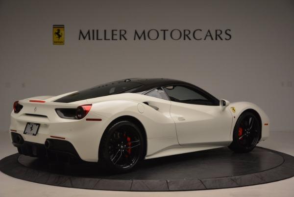 Used 2016 Ferrari 488 GTB for sale Sold at Rolls-Royce Motor Cars Greenwich in Greenwich CT 06830 8