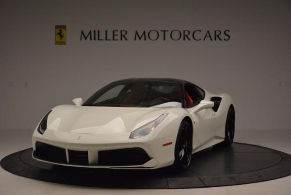 Used 2016 Ferrari 488 GTB for sale Sold at Rolls-Royce Motor Cars Greenwich in Greenwich CT 06830 1