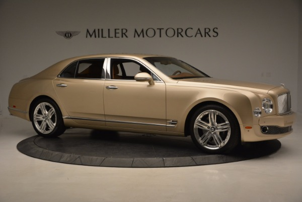 Used 2011 Bentley Mulsanne for sale Sold at Rolls-Royce Motor Cars Greenwich in Greenwich CT 06830 10