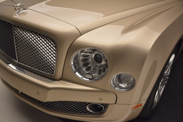 Used 2011 Bentley Mulsanne for sale Sold at Rolls-Royce Motor Cars Greenwich in Greenwich CT 06830 14