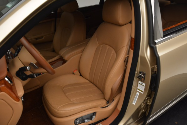 Used 2011 Bentley Mulsanne for sale Sold at Rolls-Royce Motor Cars Greenwich in Greenwich CT 06830 22