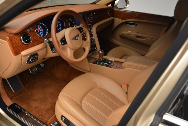 Used 2011 Bentley Mulsanne for sale Sold at Rolls-Royce Motor Cars Greenwich in Greenwich CT 06830 24