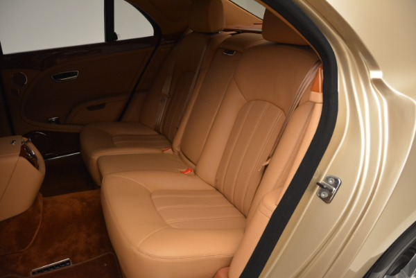 Used 2011 Bentley Mulsanne for sale Sold at Rolls-Royce Motor Cars Greenwich in Greenwich CT 06830 27