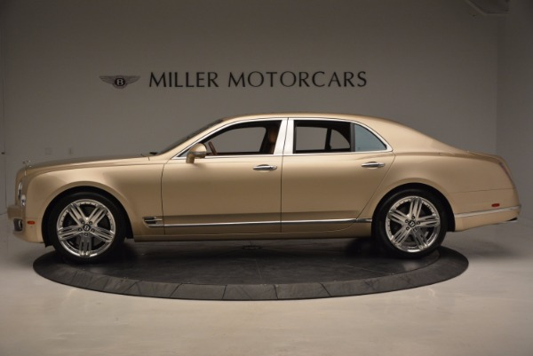 Used 2011 Bentley Mulsanne for sale Sold at Rolls-Royce Motor Cars Greenwich in Greenwich CT 06830 3