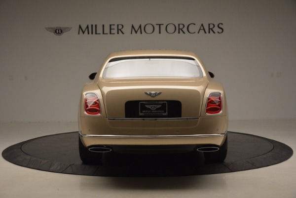 Used 2011 Bentley Mulsanne for sale Sold at Rolls-Royce Motor Cars Greenwich in Greenwich CT 06830 6