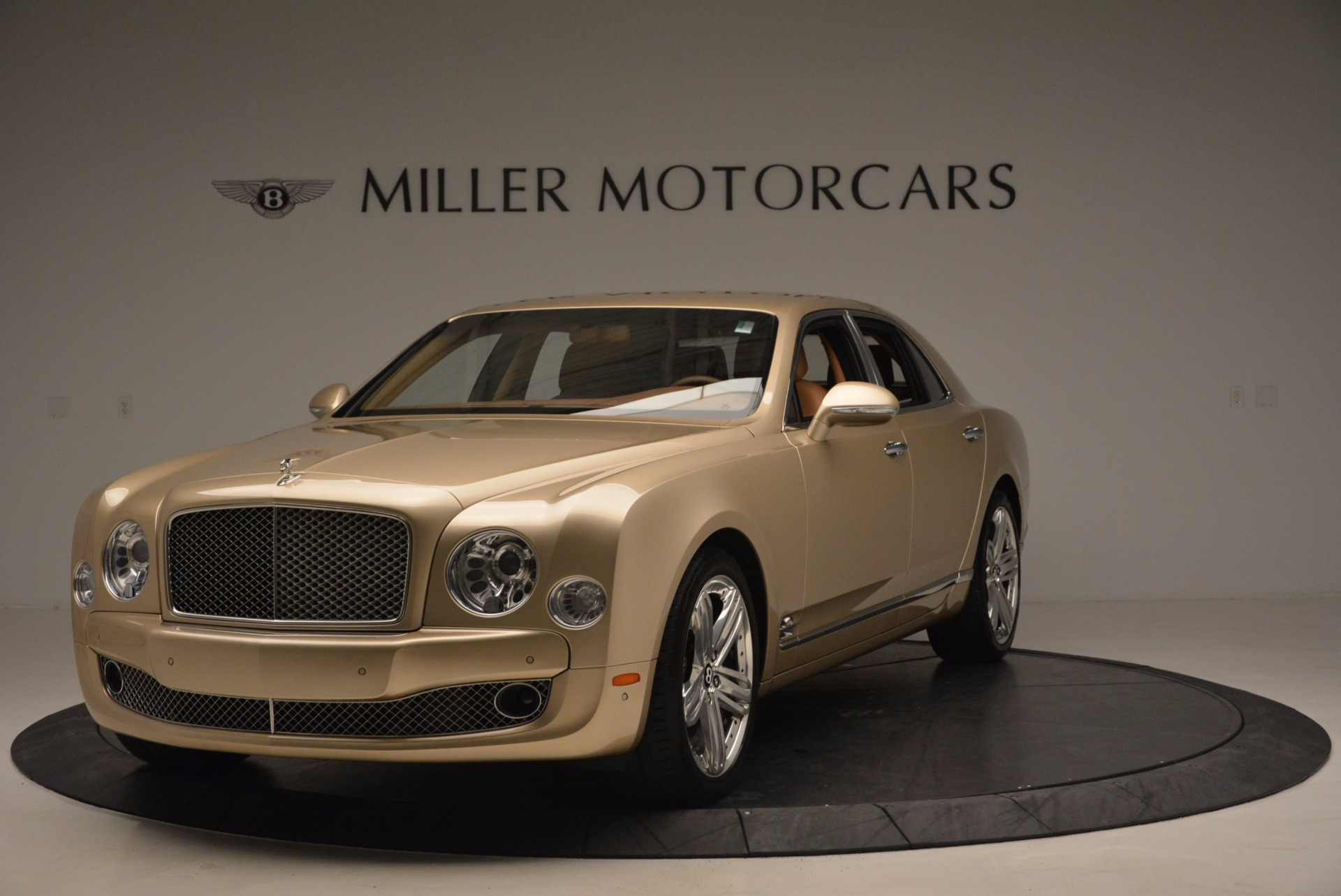 Used 2011 Bentley Mulsanne for sale Sold at Rolls-Royce Motor Cars Greenwich in Greenwich CT 06830 1