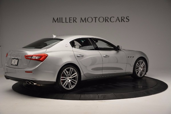 New 2017 Maserati Ghibli S Q4 for sale Sold at Rolls-Royce Motor Cars Greenwich in Greenwich CT 06830 8