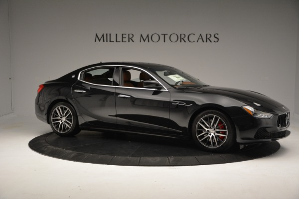 New 2017 Maserati Ghibli SQ4 S Q4 for sale Sold at Rolls-Royce Motor Cars Greenwich in Greenwich CT 06830 10