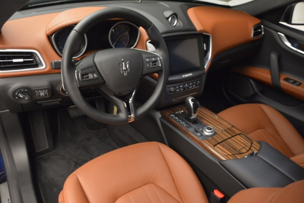 New 2017 Maserati Ghibli SQ4 S Q4 for sale Sold at Rolls-Royce Motor Cars Greenwich in Greenwich CT 06830 13