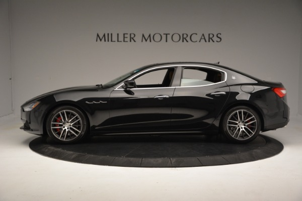 New 2017 Maserati Ghibli SQ4 S Q4 for sale Sold at Rolls-Royce Motor Cars Greenwich in Greenwich CT 06830 3