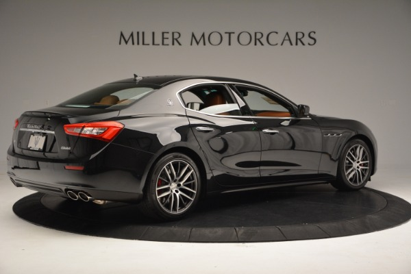 New 2017 Maserati Ghibli SQ4 S Q4 for sale Sold at Rolls-Royce Motor Cars Greenwich in Greenwich CT 06830 8