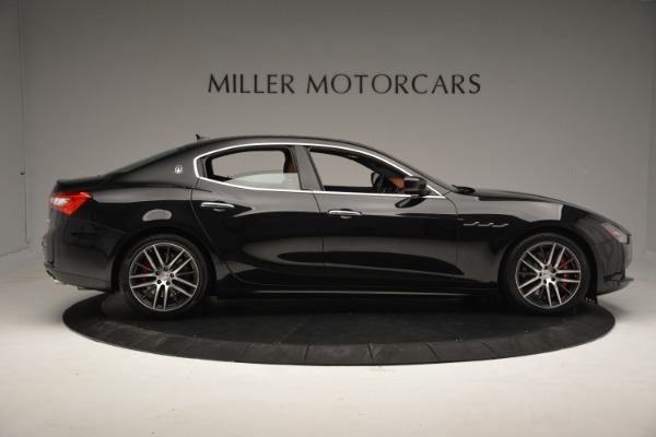 New 2017 Maserati Ghibli SQ4 S Q4 for sale Sold at Rolls-Royce Motor Cars Greenwich in Greenwich CT 06830 9