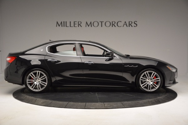 New 2017 Maserati Ghibli SQ4 for sale Sold at Rolls-Royce Motor Cars Greenwich in Greenwich CT 06830 10