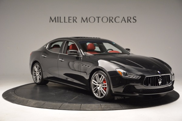 New 2017 Maserati Ghibli SQ4 for sale Sold at Rolls-Royce Motor Cars Greenwich in Greenwich CT 06830 12