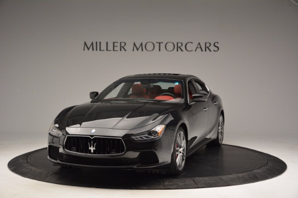 New 2017 Maserati Ghibli SQ4 for sale Sold at Rolls-Royce Motor Cars Greenwich in Greenwich CT 06830 14