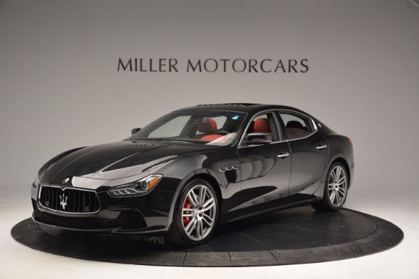 New 2017 Maserati Ghibli SQ4 for sale Sold at Rolls-Royce Motor Cars Greenwich in Greenwich CT 06830 15