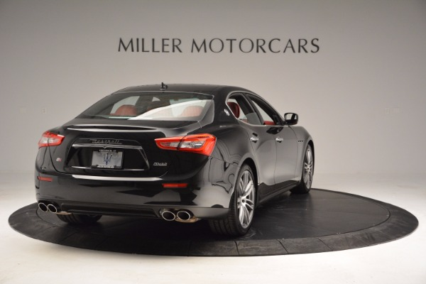 New 2017 Maserati Ghibli SQ4 for sale Sold at Rolls-Royce Motor Cars Greenwich in Greenwich CT 06830 8
