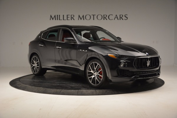 New 2017 Maserati Levante S for sale Sold at Rolls-Royce Motor Cars Greenwich in Greenwich CT 06830 11