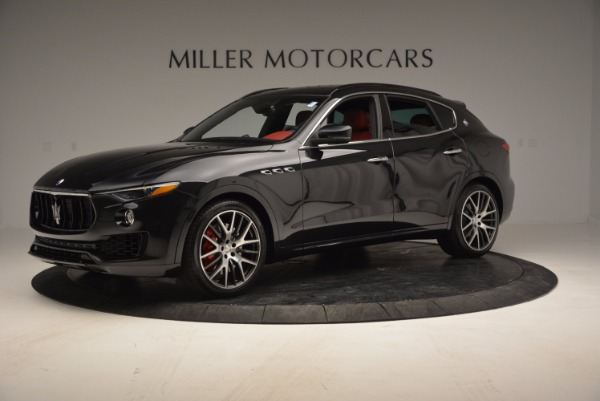 New 2017 Maserati Levante S for sale Sold at Rolls-Royce Motor Cars Greenwich in Greenwich CT 06830 2