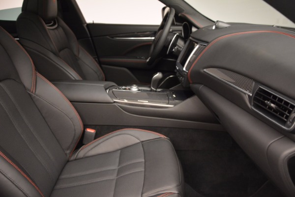 New 2017 Maserati Levante S for sale Sold at Rolls-Royce Motor Cars Greenwich in Greenwich CT 06830 22