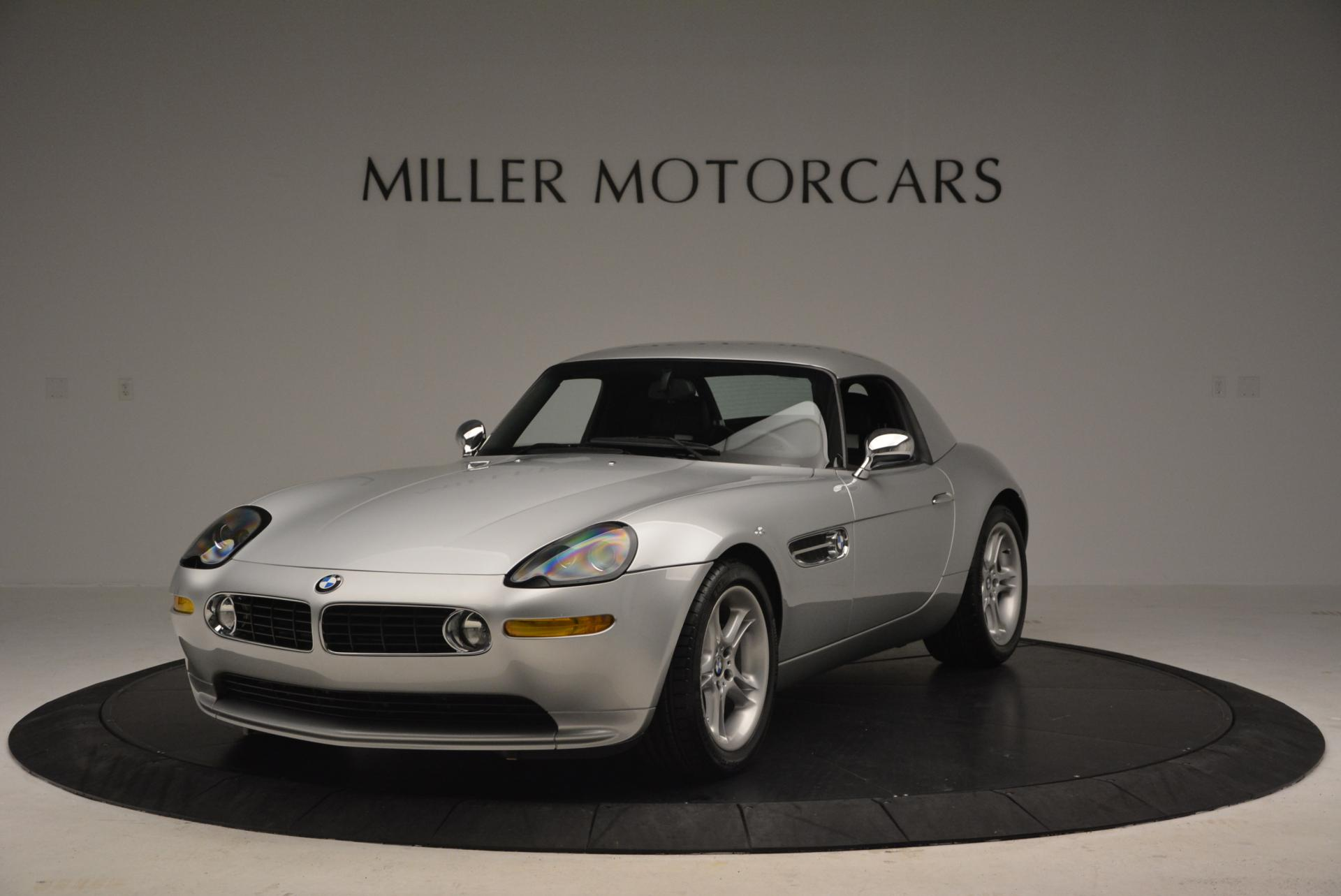 Pre Owned 2000 Bmw Z8 For Sale Special Pricing Rolls Royce Motor Cars Greenwich Stock 7657