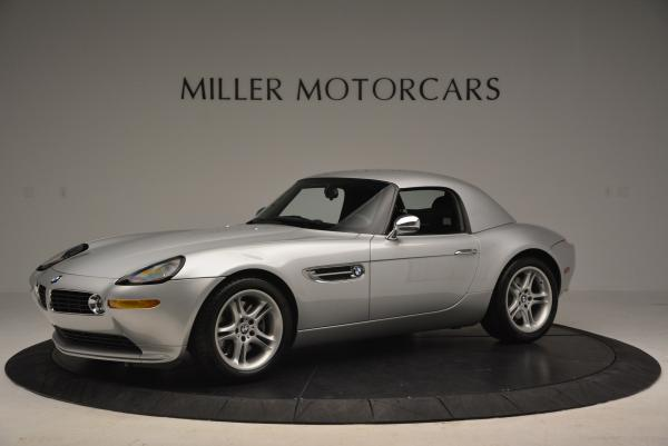 Used 2000 BMW Z8 for sale Sold at Rolls-Royce Motor Cars Greenwich in Greenwich CT 06830 14