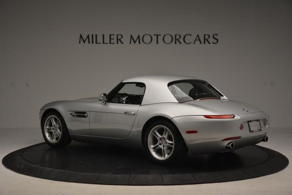 Used 2000 BMW Z8 for sale Sold at Rolls-Royce Motor Cars Greenwich in Greenwich CT 06830 16
