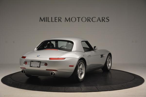 Used 2000 BMW Z8 for sale Sold at Rolls-Royce Motor Cars Greenwich in Greenwich CT 06830 19