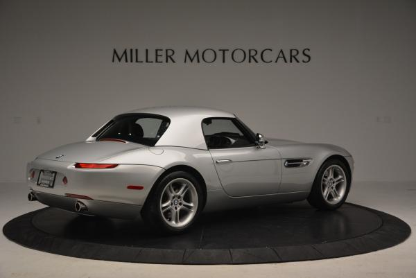 Used 2000 BMW Z8 for sale Sold at Rolls-Royce Motor Cars Greenwich in Greenwich CT 06830 20