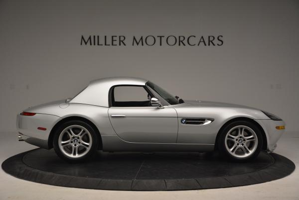 Used 2000 BMW Z8 for sale Sold at Rolls-Royce Motor Cars Greenwich in Greenwich CT 06830 21