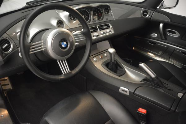 Used 2000 BMW Z8 for sale Sold at Rolls-Royce Motor Cars Greenwich in Greenwich CT 06830 28
