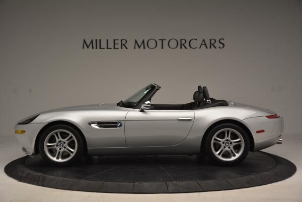 Used 2000 BMW Z8 for sale Sold at Rolls-Royce Motor Cars Greenwich in Greenwich CT 06830 3