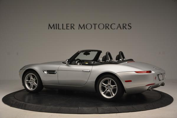 Used 2000 BMW Z8 for sale Sold at Rolls-Royce Motor Cars Greenwich in Greenwich CT 06830 4