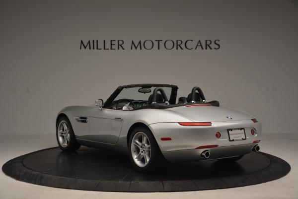 Used 2000 BMW Z8 for sale Sold at Rolls-Royce Motor Cars Greenwich in Greenwich CT 06830 5