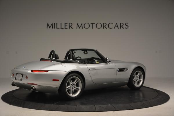 Used 2000 BMW Z8 for sale Sold at Rolls-Royce Motor Cars Greenwich in Greenwich CT 06830 8
